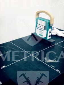 płyty pomiarowe granitowe wzorcowanie płyt pomiarowych