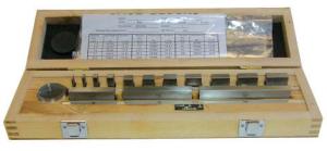 zestaw do sprawdzania mikrometrów