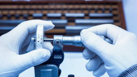 Laboratorium wzorcujące przyrządy pomiarowe